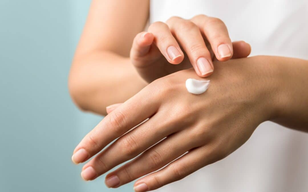 DRY SKIN RELIEF FROM  HAND WASHING